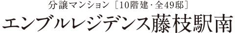 分譲マンション [10階建・全49邸]エンブルレジデンス藤枝駅南