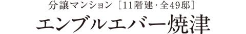 分譲マンション [11階建・全49邸]エンブルエバー焼津