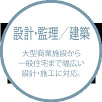 設計・監理/建築